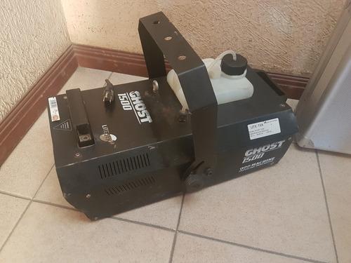 cámara máquina de humo showco 1500