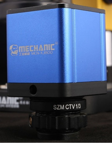 camara mechanic para microacopio 16mp