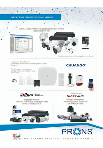 cámara mini domo hikvision 3mpx lente 2,8mm ip66 turbo 4.0