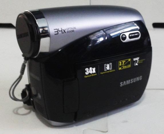 Samsung SC-D382 Mini DV Camcorder no battery SCD382 ...