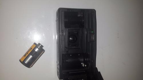 camara minolta freedom family zoom para rollo 35mm