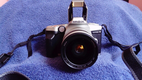 cámara minolta maxxum 4
