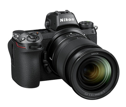 camara mirrorless nikon z7 kit 24-70mm 45mp 4k garantia ofic