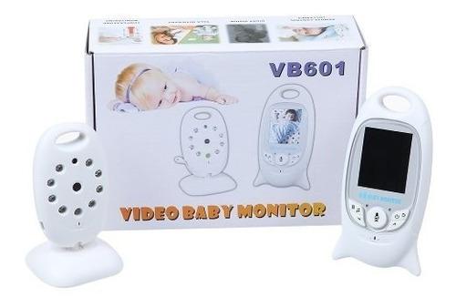 camara monitor bebes con microfono y vision nocturna