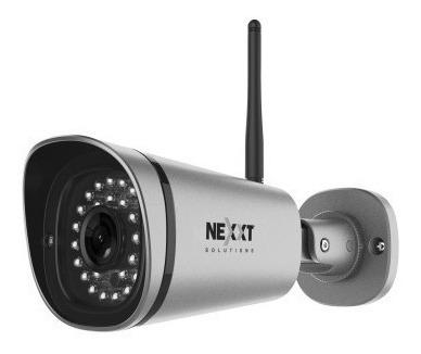 camara nexxt xpy1210 ip inalambrica 720p metalica exterior