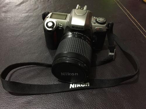 cámara nikkon n65  profesional 28 - 100 mm