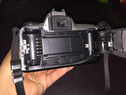 cámara nikkon n65  profesional 28 - 100 mm, cámara de rollo