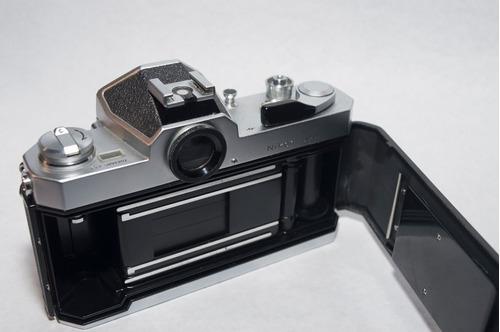 camara nikkormat ft2 cuerpo 35mm