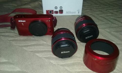 cámara nikon 1 j1