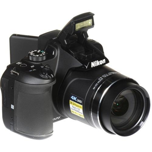 camara nikon b700 +memoria de 32gb+maletin