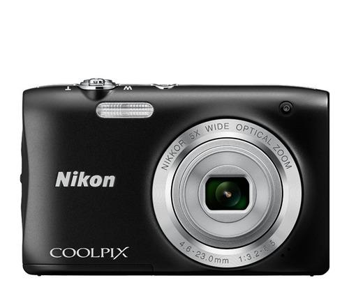 cámara nikon coolpix 20 mp