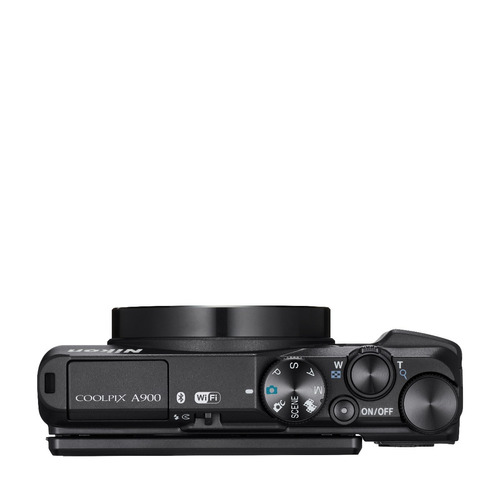 cámara nikon coolpix a900 negro long zoom