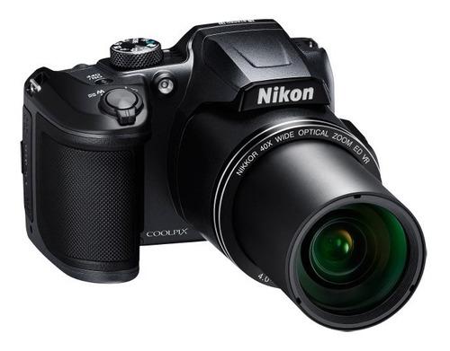 camara nikon coolpix b500 16mp pantalla lcd 3 pulg 40x 1080p