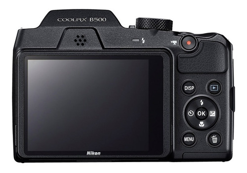 cámara nikon coolpix b500 16mpx full hd