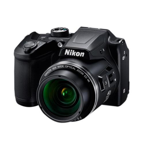cámara nikon coolpix b500 40x zoom optic blackdays