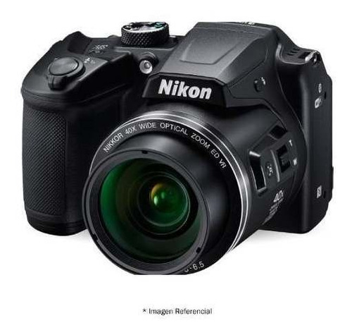 camara nikon coolpix b500 digital zoom 40x16mp video full hd