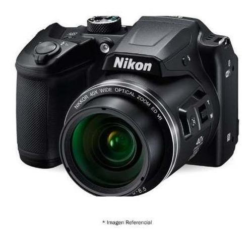 camara nikon coolpix b500 digital zoom 40x16mp video full hd