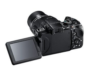 camara nikon coolpix b700 20 mp y un super zoom de 60x