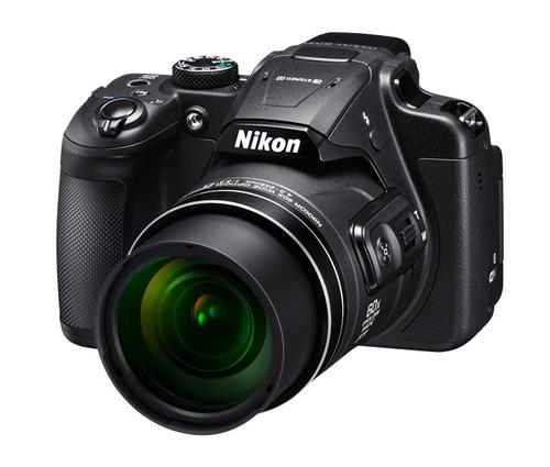 cámara nikon coolpix b700 local a la calle !! + mochila + sd