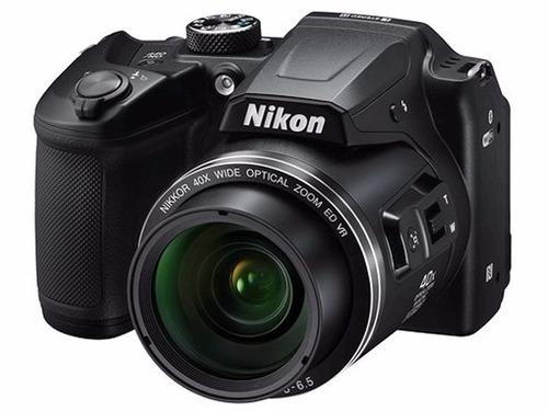 cámara nikon coolpix b700  + mem 16gb factura y gtia!!