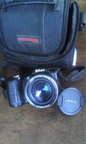 cámara nikon coolpix l100