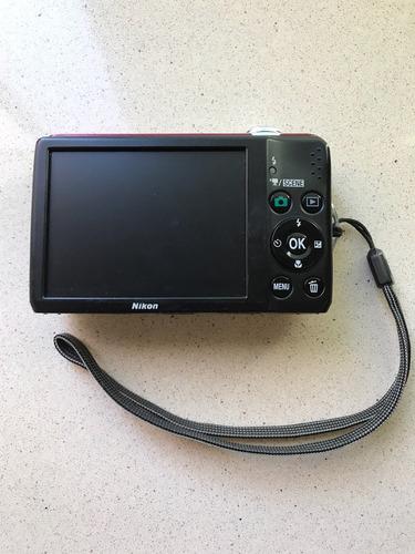 cámara nikon coolpix l22