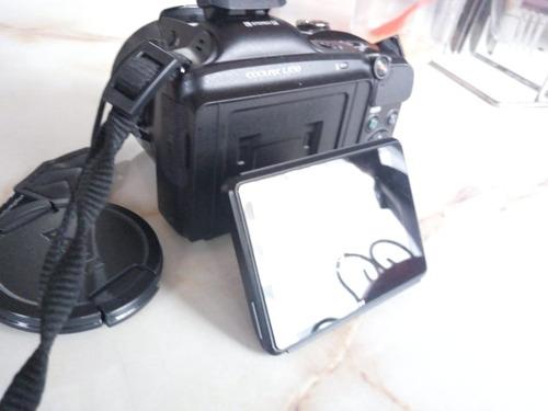 camara nikon coolpix l830 como nueva; con cargador y bateria