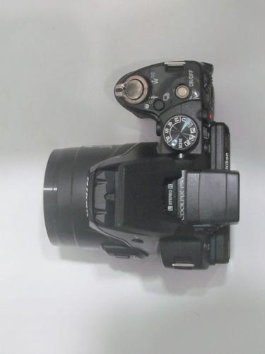 cámara nikon coolpix p500 usada