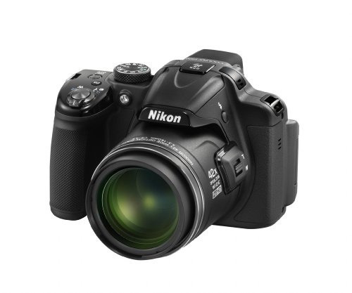 cámara nikon coolpix p520 18.1mp cmos 42x full hd 1080p