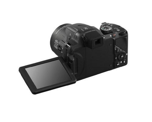 cámara nikon coolpix p520 18.1mp cmos 42x full hd 1080p