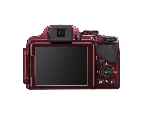 cámara nikon coolpix p520 18.1mp cmos 42x full hd 1080p old