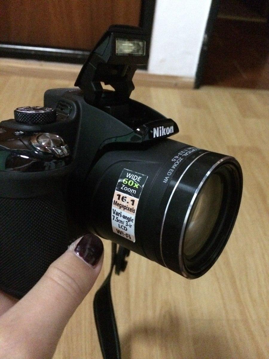 Nikon COOLPIX P600 Camera XP
