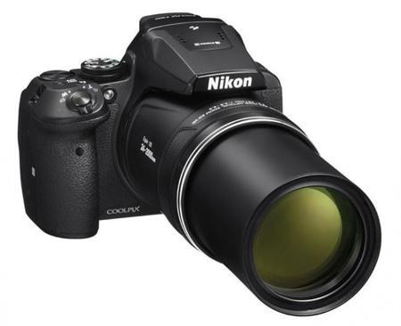 camara nikon coolpix p900 16mp 83x full hd envío gratis!