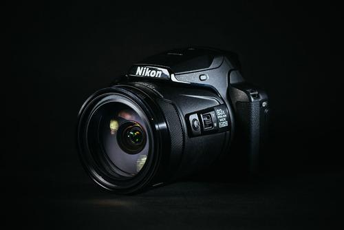 cámara nikon coolpix p900 16mp 83x zoom wi-fi