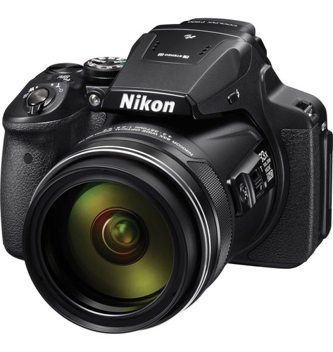 camara nikon coolpix p900 - 16mp - 83x zoom - wifi