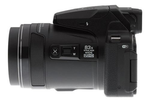 cámara nikon coolpix p900 16mpx zoom 83x wi-fi.