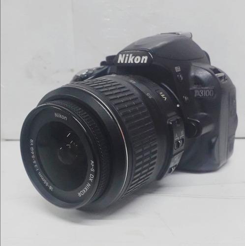 camara nikon d3100