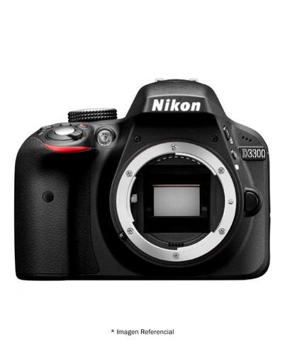 camara nikon d3300 full hd de 1080p solo cuerpo (body)