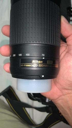 cámara nikon d3400