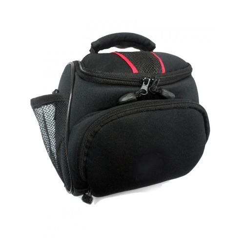 camara nikon d3400 kit 18-55 bluetooth full hd + bolso+ 32gb
