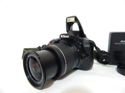 camara nikon d3400 reflex ¡envio gratis!