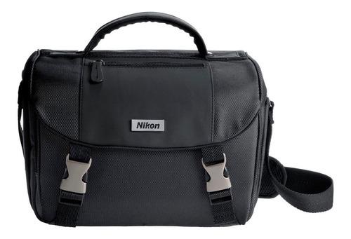 cámara nikon d3500 kit 18-55 + lente 70-300+ 32gb + maleta
