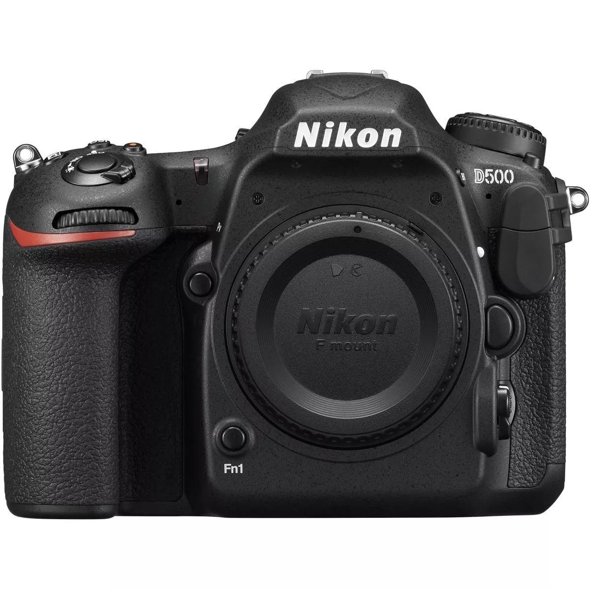 001acaeccd Camara Nikon D500 Body Reflex 4k Ultra Hd - Mendoza - $ 78.990,00 en ...