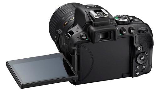 camara nikon d5300+18-55mm+32gb+bolso+tripode+70-300mm af-p