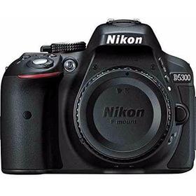 Camara Nikon D5300 24.2 Mp Kit Cuerpo Gps Wifi Envio Gratis