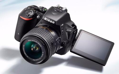 cámara nikon d5500 réflex