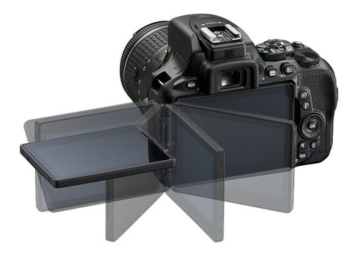 cámara nikon d5600 réflex 18-55mm factura a o b