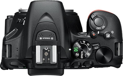 cámara nikon d5600 réflex 18-55mm profesional + bolso + sd
