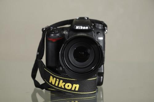 cámara nikon d7000