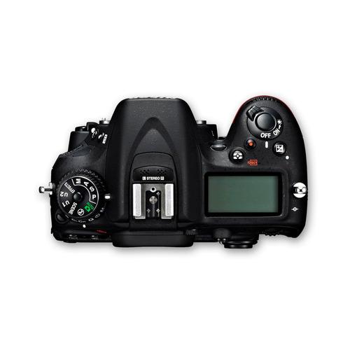 cámara nikon d7100 24.1mp-negro + memoria de 8gb solo cuerpo